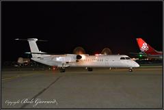 N691UA Unical Aviation (Bob Garrard) Tags: n691ua unical aviation de havilland canada dhc8402q dash 8 q400 ja846c japan air commuter anc panc