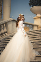 Erene Gown 2 ([EPIX Production]) Tags: people portrait portraits beautiful asian young girl pretty model carshow autoshow wedding gown dress prewedding bride marriage