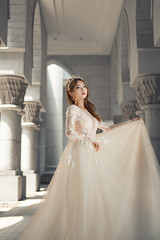 Erene Gown 10 ([EPIX Production]) Tags: people portrait portraits beautiful asian young girl pretty model carshow autoshow wedding gown dress prewedding bride marriage