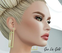 GEO LIA GOLD (Tryska1104 (Tryska Moon)) Tags: missvirtualdiva2017 missvirtualbrasil2016missvirtualworld2017 brazilbarbieorkenndollcontest2017 bbs winneraudacemodelofthemonthwinnerjune2017 topmodel designer moda brazilian brasil sl slife accessories trend