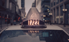 Taxi 1722 (Jovan Jimenez) Tags: canon t50 fd 50mm f14 fpp retrochrome 320 expired kodak ektachrome plustek opticfilm 8200i ai chicago taxi cab street streetphotography vintage classic old grain film 35mm slide lens manual analog analogue