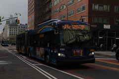 IMG_5505 (GojiMet86) Tags: mta nyc new york city bus buses 2017 xd60 6101 m14d 14th street irving place