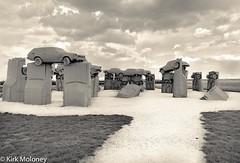 Carhenge, Alliance, Nebraska (kamoloney) Tags: nebraska popart cars kitsch popularculture roadart sky alliance unitedstatesofamerica