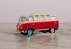 Pushpin with vintage camper van on map (wuestenigel) Tags: pushpin blue classic road concept vw van car oldschool trip roadtrip vintage volkswagen travel world auto vehicle fahrzeug transportationsystem transportsystem traffic derverkehr reise truck lkw noperson keineperson bus strase outdoors drausen wheel rad drive fahrt tire reifen fast schnell retro dragrace rennenziehen emergency notfall driver treiber summer sommer nostalgia nostalgie