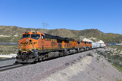 BNSF 7766 (Chris Paetow) Tags: amtrak pacific surfliner canon 5d mark iv dslr cardiff encinitas train railroad trains railfan railfanning bnsf union up burlington northern santa fe emd ge photography photo art landscape cajon pass