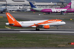 OE-IJL A320-214 Easyjet Europe (eigjb) Tags: toulouse blagnac airport lfbo jet transport airliner aviation plane spotting avion aircraft airplane aeroplane 2019 airbus a320 a320214 easyjet europe