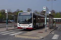 IMGP8920 (Steve Guess) Tags: dorking surrey england gb uk bus compass alexander dennis enviro 200 sn66wkd