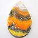 Sulfidic travertine (