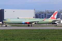 Air Arabia Airbus A321-251NX (A6-ATB) (widebodies) Tags: hamburg finkenwerder xfw edhi widebody widebodies plane aircraft flughafen airport flugzeug flugzeugbilder air arabia airbus a321251nx a6atb