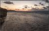 Sunrise, Poipu Cliffs, Kauai. (drpeterrath) Tags: sunset sunrise water waves ocean pacific cliffs rocks sky cloud sun seascape landscape kauai poipu koloa hawaii canon eos 5dsr