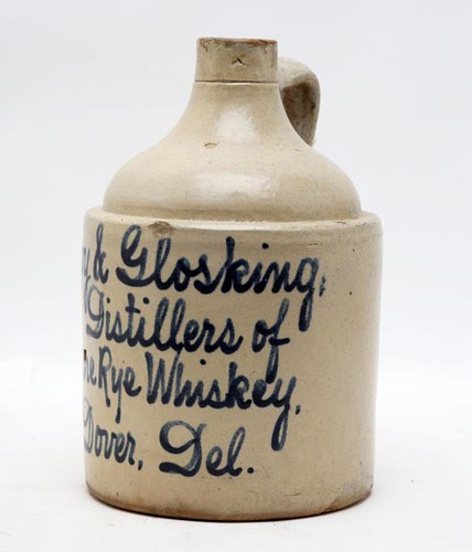 Dover, Delware Whiskey Merchants Adv. ($336.00)