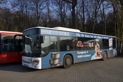 SETRA S 415 NF Bentheimer Eisenbahn met kenteken NOH-EZ 70 in Bad Bentheim 13-04-2019 (marcelwijers) Tags: setra s 415 nf bentheimer eisenbahn met kenteken nohez 70 bad bentheim 13042019 bus busse buses lijnbus linienbus öpnv niedersachsen deutschland duitsland allemagne germany coach