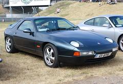 1995 Porsche 928 GTS A (C1 GTS) 5400cc - Silverstone Classic 2018 (anorakin) Tags: 1995 porsche 928 gts c1gts 5400cc silverstoneclassic 2018