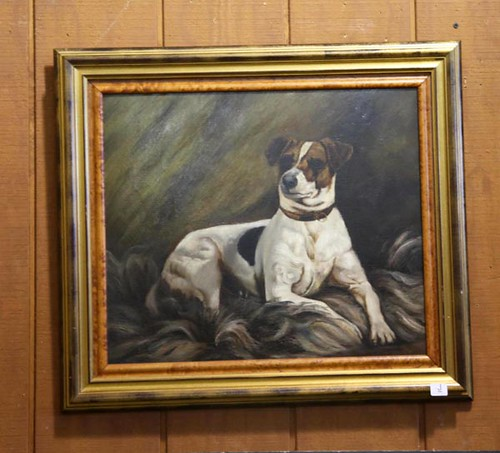 Dog Painting ($560.00)