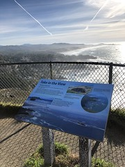 Sign at Otter Crest Viewpoint_1