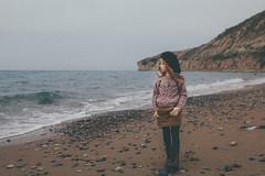 (mimiau_m) Tags: bjd asian doll maskcat bellis beach outdoors spring sea