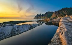 Tungeneset (Daniel.Peter) Tags: norway norwegen senja tungeneset dpe3x berg troms