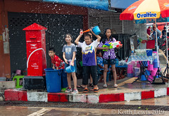 Happy New Year Thai style (keithhull) Tags: songkran thainewyear kids children water candid phayao thailand 2019 explore