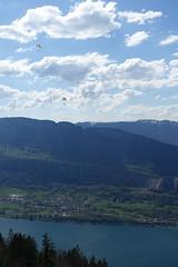Takeoff area for paragliders @ Col de la Forclaz @ Hike around Pointe de Chenevier (*_*) Tags: april spring printemps 2019 bornes pointedechenevier sourcesdulacdannecy savoie europe france hautesavoie 74 annecy hiking mountain montagne nature randonnee walk marche montmin