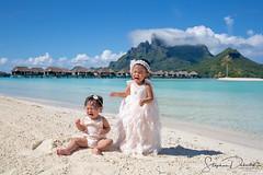 Family Shoot - The Four Seasons - Bora Bora