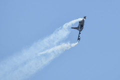 Lima19 - 08 (coopertje) Tags: malaysia pulau langkawi lima airshow aircraft jet fighter hal tejas indian air force india