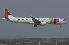 CS-TJK / Airbus A320-251N / 8553 / TAP Air Portugal (A.J. Carroll (Thanks for 1 million views!)) Tags: cstjk airbus a321251n a321200n a321 a21n 32q 8553 leap1a32 tapairportugal staralliance bsce 49514b london heathrow lhr egll 09l