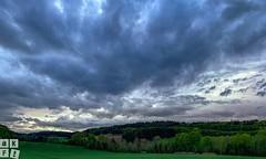 Wonderful cloudy day (andreasklob) Tags: wolkig wolke landschaft landscape green shotoniphone goforawalk cloudy cloud