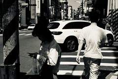 Taipei (Vanssk8) Tags: streetphotography street snap taipei people taiwan streetsnap streetsnaps blackandwhite nikond700 nikon zeisslens 50mm