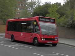 CT Plus London: OS3 / YJ59 NRO. (guyparkroyal) Tags: londonbuses