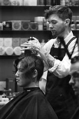 Barber Shop - Strand Arcade (trisharooni) Tags: sydney streetphotography strandarcade barber