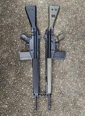 Brothers (KochAddict) Tags: hk g3 hk91 hecklerandkoch sturmgewehr bundeswehr germany usa parabellumcombatsystems pcs rifle 762nato 308 libertyordeath molonlabe