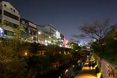 Cheonggyecheon River (nshbn) Tags: cheonggyecheonriver seoul korea fujifilm xh1