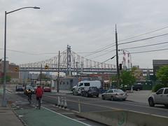 201905058 New York City Queens (taigatrommelchen) Tags: 20190518 usa ny newyork newyorkcity nyc queens icon city bridge street