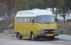1975 Mercedes Benz L206D Camper 06-XE-04 (Stollie1) Tags: 1975 mercedes benz l206d camper 06xe04 tilburg