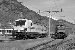 Brig #18 (train_spotting) Tags: brig valais railcare vectron vectronacdpm re4764569chrlc genf siemens sbbcffffs sbb sbbcargo am8430910chsbb mak vossloh g17002bb nikond7100