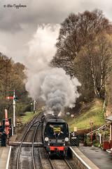 IMG_6919-Edit_edited-2 (Bev Cappleman) Tags: nymr goathland northyorkshiremoors train steam railway heritagerailway northyorkshiremoorsrailway