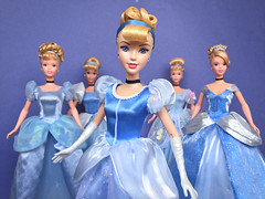 Signature Cinderella by Mattel (honeysuckle jasmine) Tags: doll princess disneyprincess cinderella barbie disney