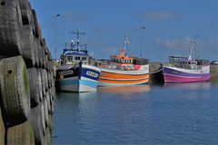 Vieux port - Roscoff (hervétherry) Tags: france bretagne finistère roscoff canon eos 7d efs 18200 mer sea port harbour bateau boat quai pier breizh pennarbed caseyeur brittany rosko