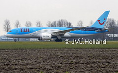 PH-TFL  190213-184-C6 ©JVL.Holland (JVL.Holland John & Vera) Tags: phtfl boeing7878dreamliner b788 dreamcatcher tfl or tuiairlinesnetherlands airline aircraft aviation schiphol eham ams spl amsterdam airport netherlands nederland europe canon jvlholland
