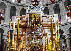 Church of the Holy Sepulchre (werner boehm *) Tags: wernerboehm churchoftheholysepulchre israel jerusalem architecture altar