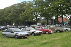 classic car meeting (Fuego 81) Tags: renault fuego gtx 1985 np88fb onk sidecode4 gts 1981 71srpd sidecode6