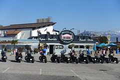 Bikes @ American Diner @ Grand Epagny @ Hike to Montagne de la Mandallaz & Lac de la Balme de Sillingy (*_*) Tags: 2019 printemps spring savoie afternoon march annecy 74 hautesavoie france europe sunny hiking mountain montagne nature walk marche jura mandallaz randonnee sillingy