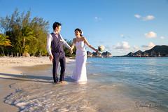 Chihiro & Kentaro - Le Meridien Bora Bora