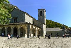 Il santuario della Verna (giorgiorodano46) Tags: settembre2007 september 2007 giorgiorodano laverna santuario toscana tuscany chiesa church italy forestecasentinesi parconazionale