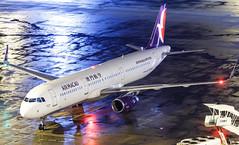 AIR MACAU A321-232(WL) B-MCG 003 (A.S. Kevin N.V.M.M. Chung) Tags: aviation aircraft aeroplane airport airlines airbus plane apron macauinternationalairport mfm spotting beacon raining a321 a321ceo