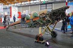 F-BGEE - de Havilland DH.82A Tiger Moth 'project' believed to be  PG732/F-BGEE on display at Friedrichshafen during Aero 2019 (egcc) Tags: 86618 aero aerofriedrichshafen aerofriedrichshafen2019 biplane bodensee dh82a dehavilland edny fbgee fdh friedrichshafen lightroom pg732 quax quaxflieger tigermoth