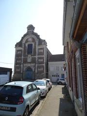 Cassel Façade du collège des Jésuites en 2019 (Pierre Andre Leclercq) Tags: france hautsdefrance cassel cantondebailleul nord