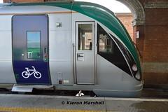 22009 at Connolly, 29/3/19 (hurricanemk1c) Tags: railways railway train trains irish rail irishrail iarnród éireann iarnródéireann dublin connolly 2019 22000 rotem icr rok 3pce 22009