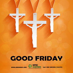 Blessed Good Friday - SMC Comex (smccomex) Tags: