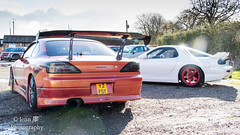 Abarth Meet in 2018 (chillerkid) Tags: abarth car airfield colours blue halloween 500 595 fiesta st2 jdm rx7 silvia